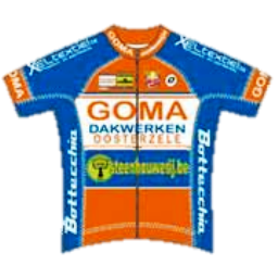 GOMA DAKWERKEN - VDBG STEENHOUWERIJ CYCLING TEAM