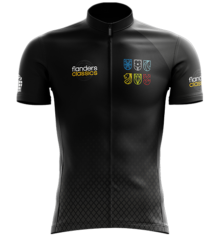 La tenue cycliste Flanders Classics exclusive