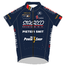 Stageco-Special Paint Cycling Team