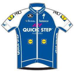 Truitjes Quick-Step Floors - Tom Boonen